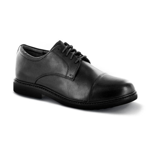 Lexington Cap Toe Oxford - Black