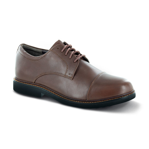 Lexington Cap Toe Oxford - Brown