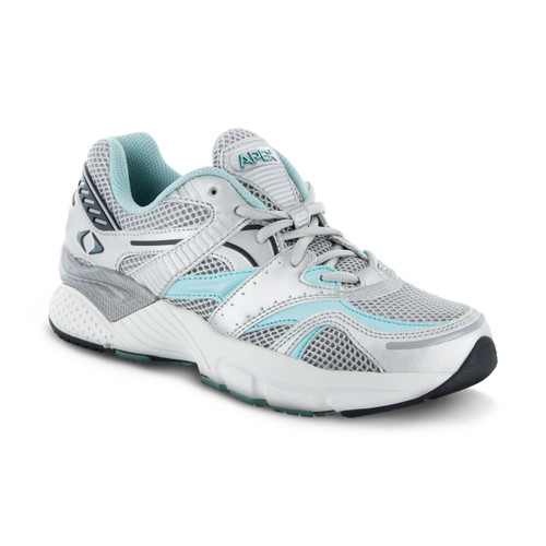 Women's Boss Runner - X-Last - Silver/Sea Blue