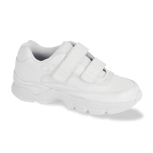 Women's Double Strap Walker -  X Last - White