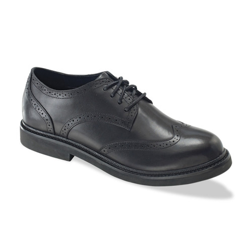 Lexington Wingtip Oxford - Black