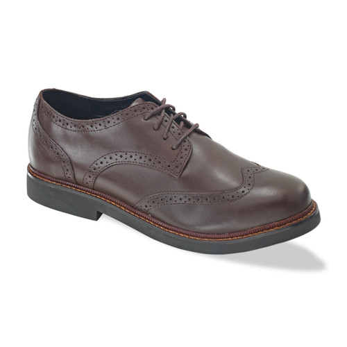 Lexington Wingtip Oxford - Brown