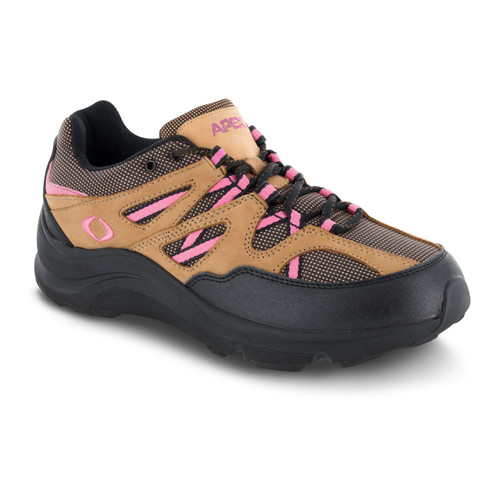 Sierra Trail Runner - V752W - Brown/Pink