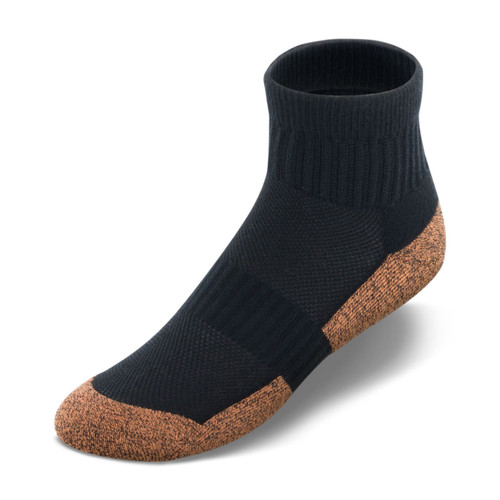 Apex Copper Cloud Socks - Ankle High (3 pk)