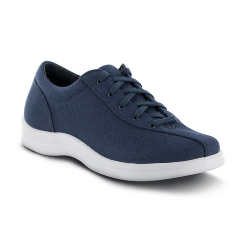 Ellen - Navy Canvas