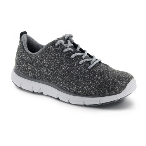 Women's Natural FitLite Wool Knit - Dark Grey