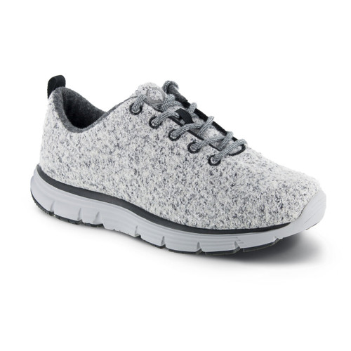 Women's Natural FitLite Wool Knit - Light Grey