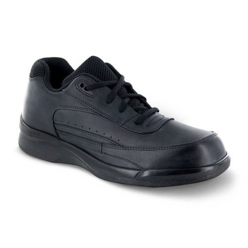 Men's Active Walker Lace - Biomechanical - Black