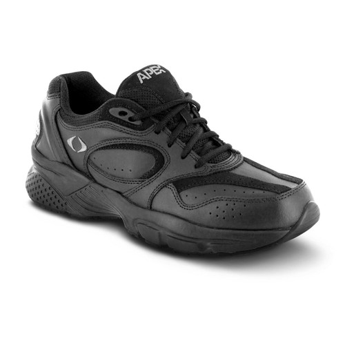Men's Lace Walkers - X-Last - Black