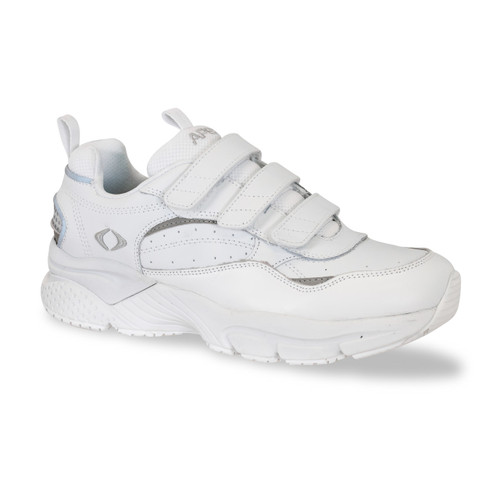 Men's Strap Walker - X Last - 3-Strap - White