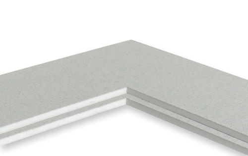 12x16 Double 25 Pack (For Digital Sizes) (Standard White Core) -  includes mats, backing, sleeves and tape!