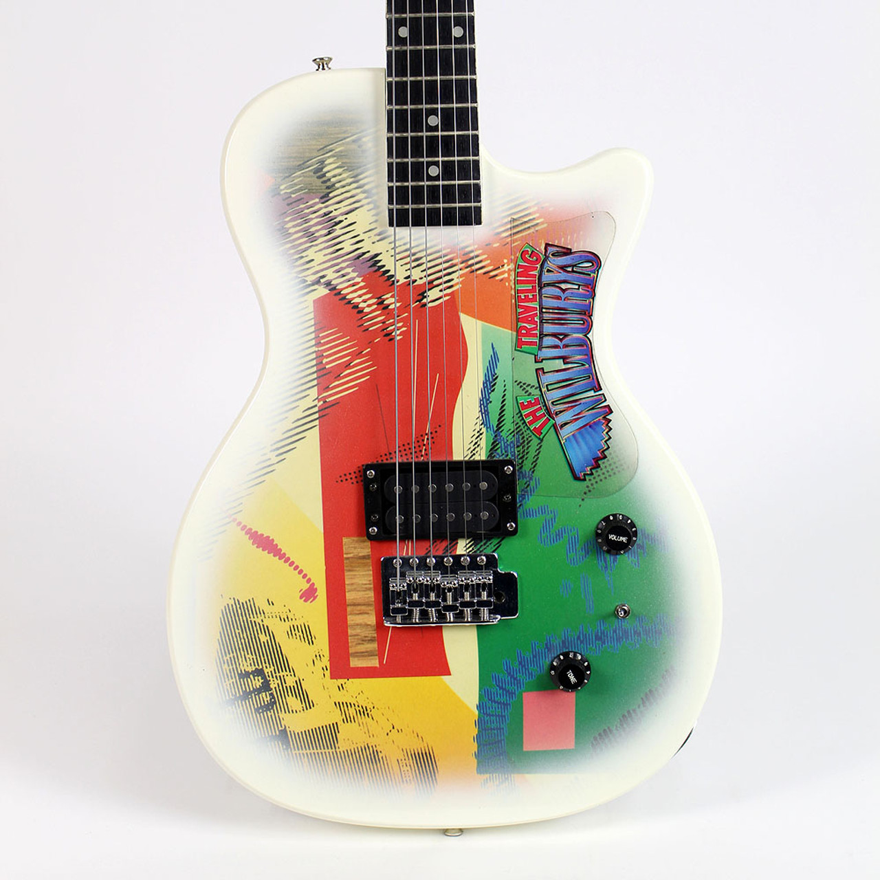 used gretsch tw 300 t traveling wilburys electric guitar cream city music. Black Bedroom Furniture Sets. Home Design Ideas