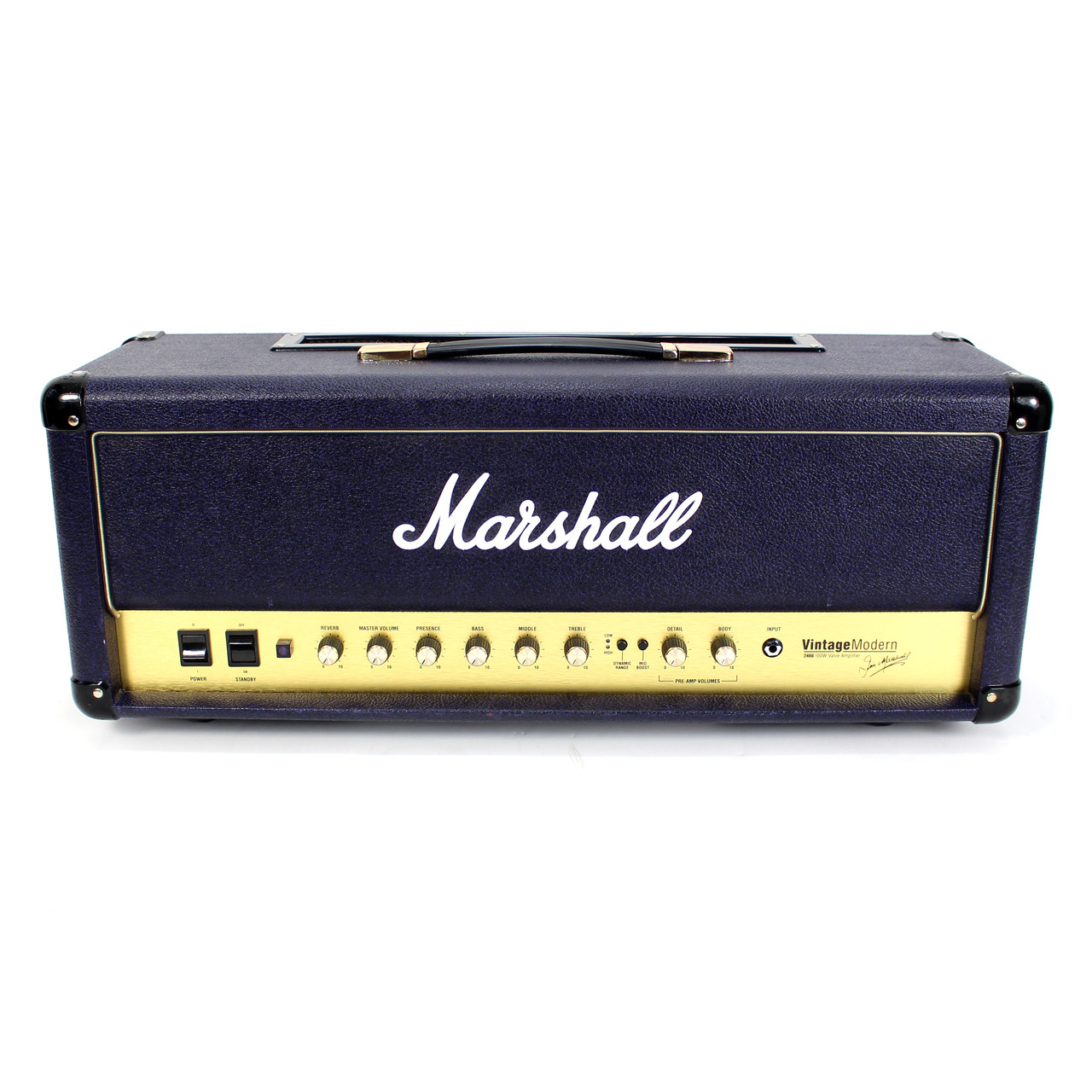 2007 Marshall Vintage Modern Model 2466 100W Tube Head
