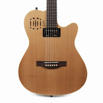 Godin A6 Ultra Acoustic Electric Thinline Cedar Top Natural B-Stock
