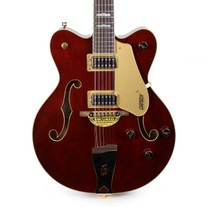 New 2016 Gretsch G5422G-12 Electromatic Hollow Body 12 String in Walnut Stain with Gold