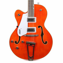 Gretsch G5420LH Electromatic Hollow Body Left Handed - Orange Stain