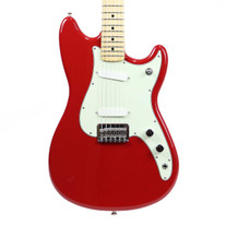 Fender Duo Sonic with Maple Fingerboard in Torino Red