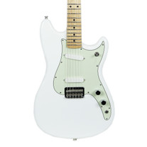 Fender Duo Sonic Maple - Aged White