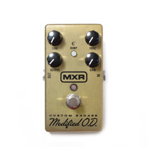 MXR M77 Custom Modified Badass Overdrive Pedal