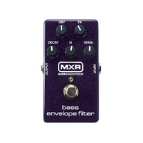 MXR M82 Bass Envelope Filter Bass Effects Pedal