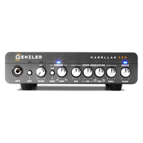 Genzler MG-350 Magellan 350W Lightweight Bass Amp Head
