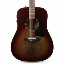 Art & Lutherie Americana Dreadnought Acoustic Electric in Bourbon Burst