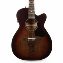 Art & Lutherie Legacy Concert Hall CW Acoustic Electric in Bourbon Burst