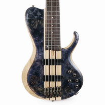 Ibanez BTB846 Bass Workshop 6 String Electric Bass in Deep Twilight Low Gloss