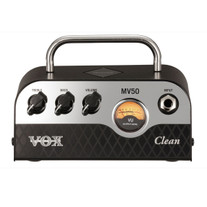 Vox MV50 Clean 50W Miniature Hybrid Tube Amp Head