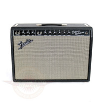 Fender '64 Custom Deluxe Reverb 20W 1x12 Handwired Tube Combo Amp