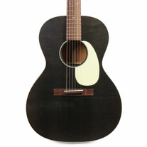 Martin 00L-17 Black Smoke Sitka Spruce Parlor Acoustic Guitar