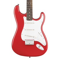 Fender Squier Bullet Stratocaster Hard Tail - Fiesta Red