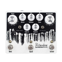 Earthquaker Devices Palisades V2 Overdrive Pedal
