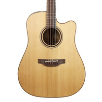 Takamine P3DC Professional Series Dreadnought Acoustic Electric Guitar
