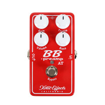 Xotic Effects BBP-AT Limited Edition Andy Timmons BB Preamp Pedal