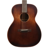 Martin 000-15M Streetmaster Mahogany Acoustic Guitar in Distressed Satin