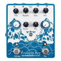 Earthquaker Devices Avalanche Run V2 Stereo Reverb / Delay Pedal