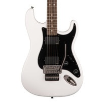 Fender Squier Contemporary Active Stratocaster HH in Olympic White