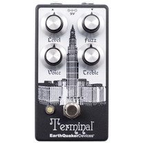 Earthquaker Devices Terminal V2 Destructive Fuzz Pedal