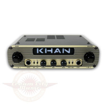 2017 KHAN Audio PAK II 18W Dual Channel Compact Tube Amp Head