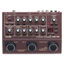 Boss AD-10 Acoustic Preamp w/ Effects and Looper