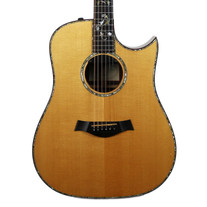 1999 Taylor 910 Dreadnought Acoustic Guitar Natural Finish
