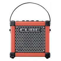 Roland Micro Cube GXR 3W 1x5 Portable Guitar Combo Amp Red
