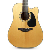 Takamine GD30CE Dreadnought Acoustic Electric 12 String Natural