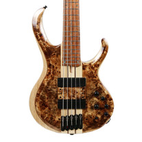 Ibanez BTB845V Bass Workshop in Antique Brown Stained Low Gloss