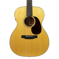 Martin 000-18e Retro Series Spruce & Mahogany Auditorium Acoustic Electric Guitar