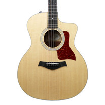 Taylor 214ce Koa & Sitka Grand Auditorium Acoustic Electric
