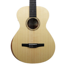 Taylor Academy Series 12 Nylon String Acoustic Electric Guitar with Gig Bag