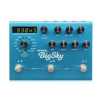 Styrmon BigSky Reverb Effects Pedal