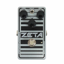 Solid Gold FX Zeta MKII Drive Pedal - Industrial Grey